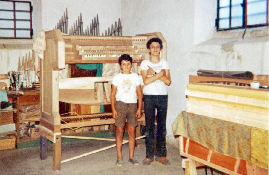 Serafino-e-Antonio-Corno-anni-70