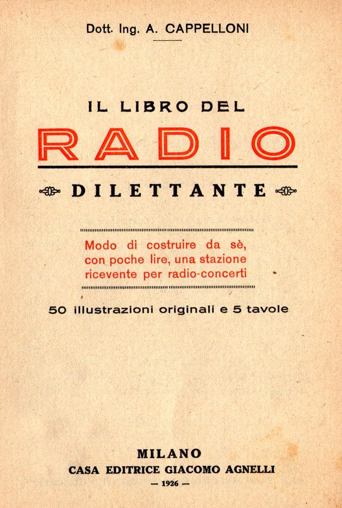 Il libro del radio dilettante