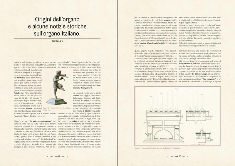 CAPITOLO 1- Origini dell'organo e alcune notizie storiche sull'organo italiano.