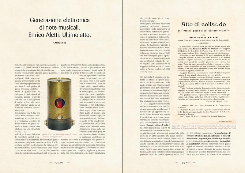CAPITOLO 10 - Generazione elettronica di note musicali- Enrico Aletti: ultimo atto.