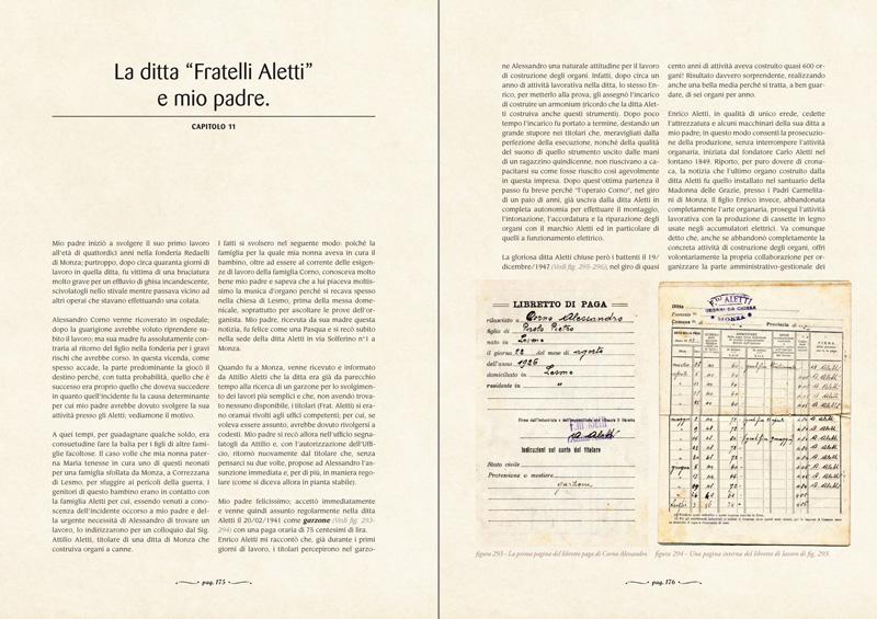 """CAPITOLO 11 - La ditta """"Fratelli Aletti"""" e mio padre."""