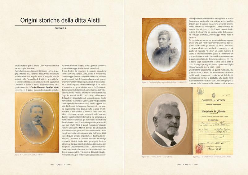 CAPITOLO 2 - Origini storiche della ditta Aletti