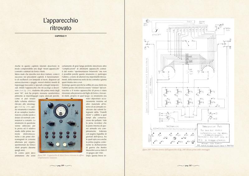 CAPITOLO 9 - L'apparecchio ritrovato