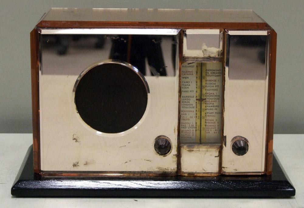 RadioMarelli Fido (frontale)
