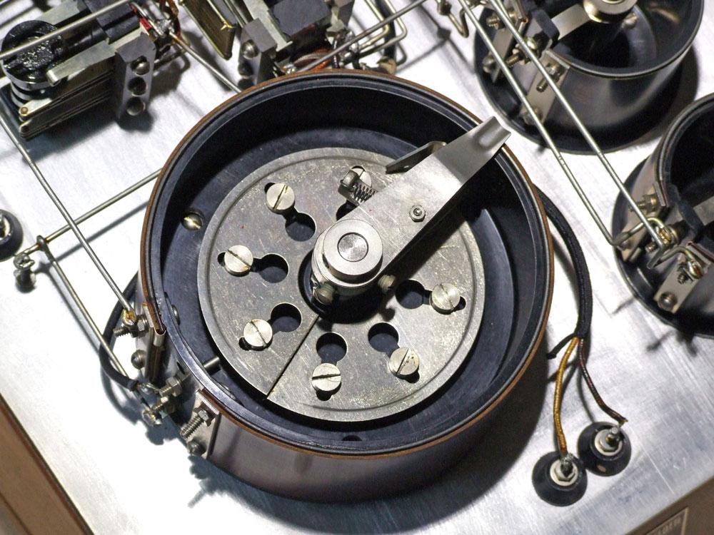 Ponte di misura R.C.L. General Radio mod. 650-A - potenziometro di misura