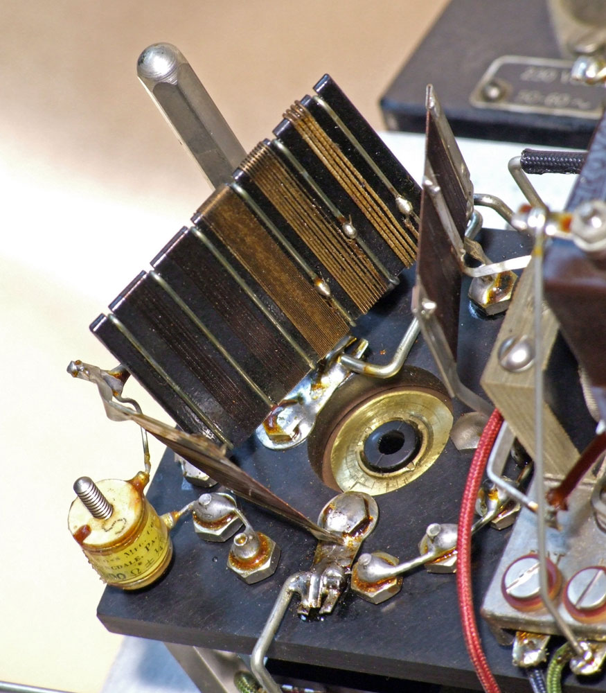Ponte di misura R.C.L. General Radio mod. 650-A - resistenze campione