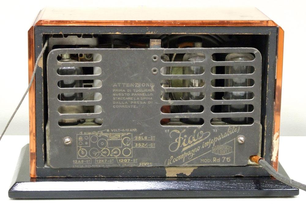 RadioMarelli Fido (retro)