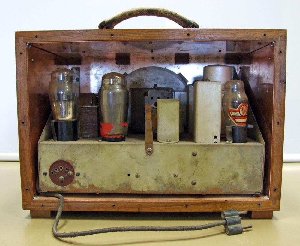 Generatore di frequenza O.H.M. mod. 1271 - senza il pannello posteriore