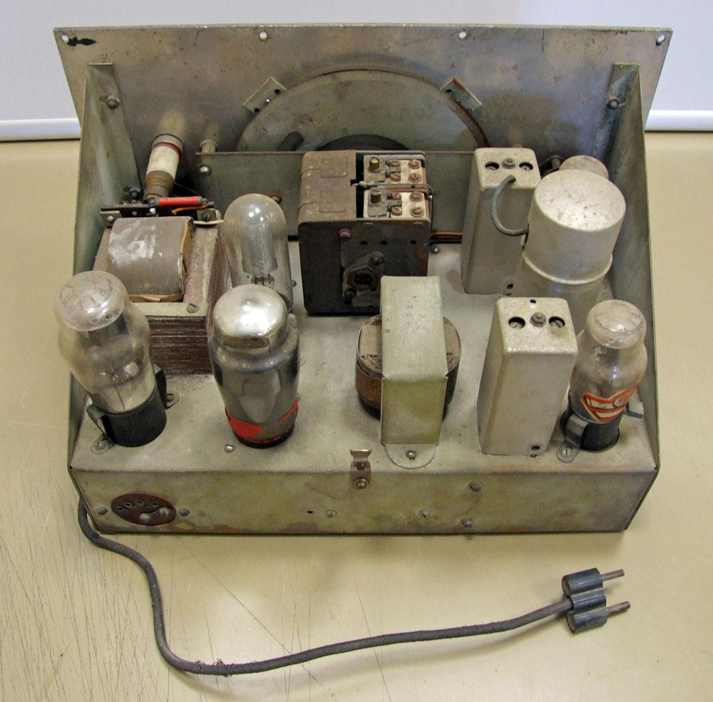 Generatore di frequenza O.H.M. mod. 1271 - telaio