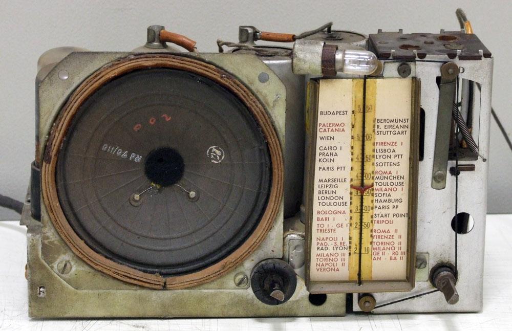 RadioMarelli Fido, senza mobile