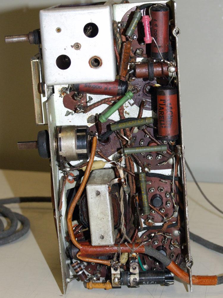 RadioMarelli Fido, componenti