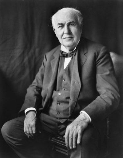 -fig.3 Thomas Alva Edison.