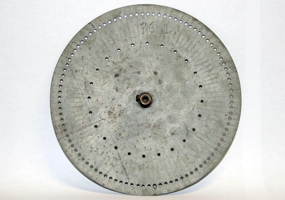 Fig.6-disco di zinco