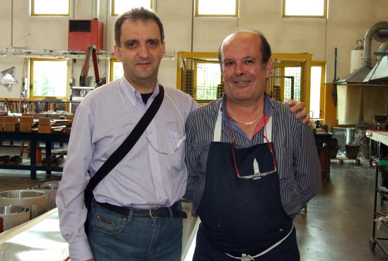 Luca Scotti Giovanni e Serafino Corno