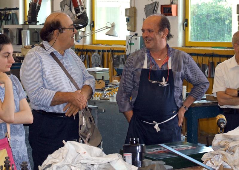 Guido Marchetti e Luca Scotti