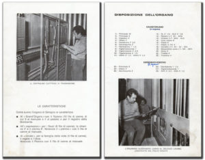 Libretto organo della Collegiata S.Giuseppe di Seregno - pag. 6, 7