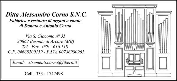 Ditta Alessandro Corno s.n.c. di Donato e Antonio Corno