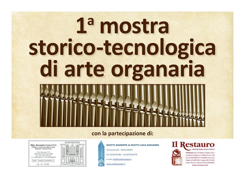 Figura 5 - Il manifesto della mostra di Riva ideato da Walter Ferrario art director, graphic designer.