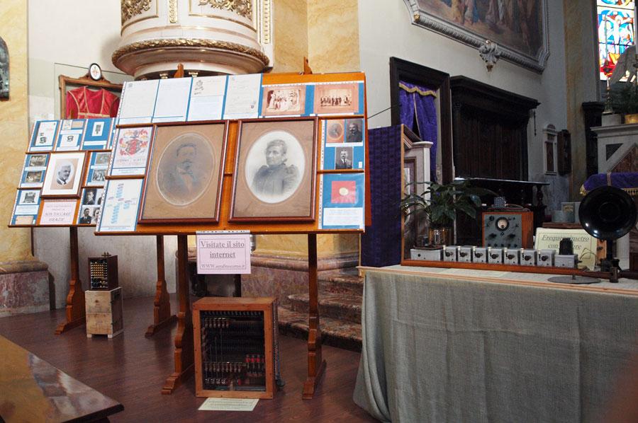 Materiale storico e tecnologico della ditta Aletti