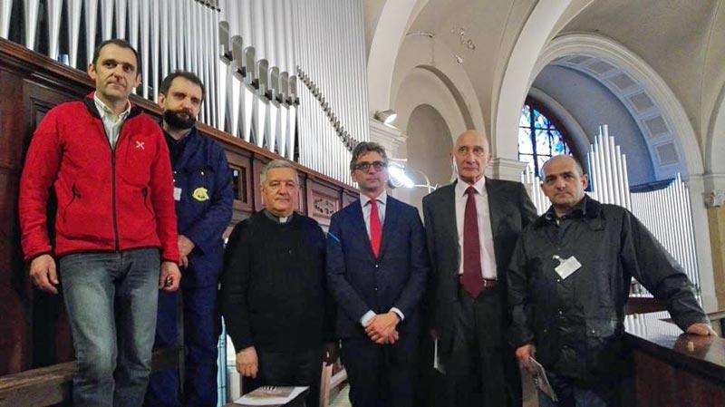 Conferenza di Seregno, foto conclusiva