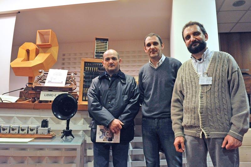 Conferenza di Seregno, i fratelli Corno