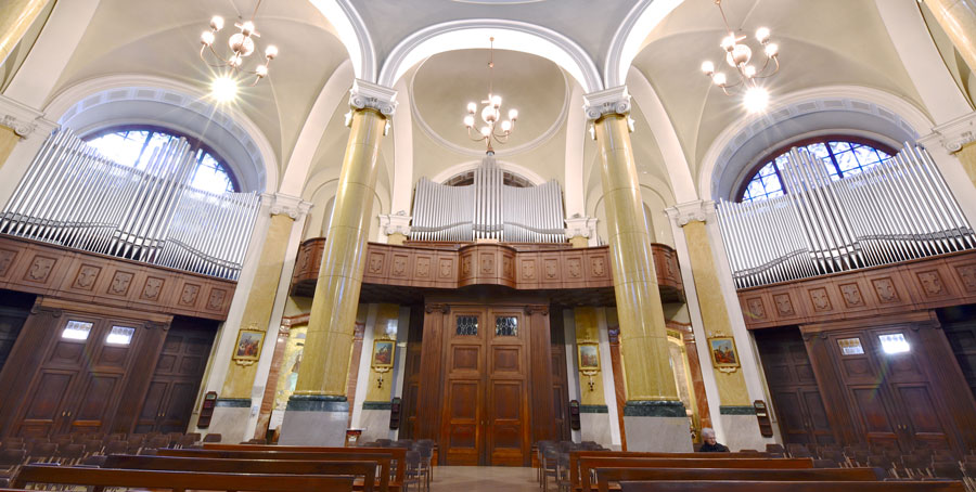 Il Grande Organo della Basilica di Seregno