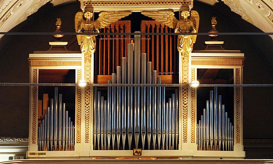 ditta Alessandro Corno s.n.c. - organo di Merate