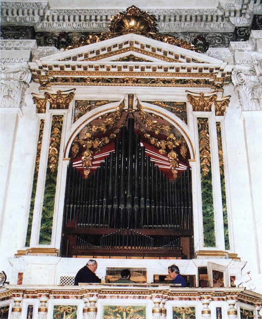 Eco delle Valli: l'organo restaurato dalla ditta Alessandro Corno