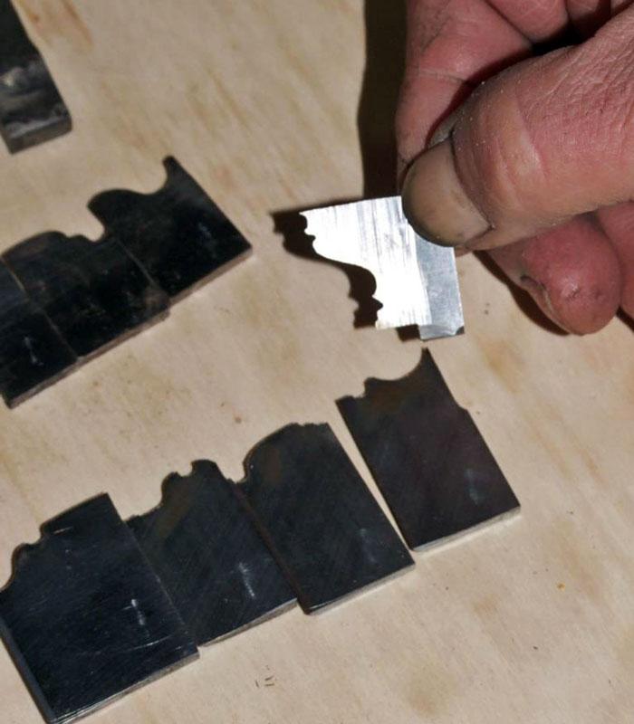 utensile di acciaio super-rapido