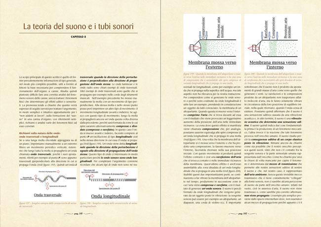 L'arte organaria - La teoria del suono e i tubi sonori - capitolo 8