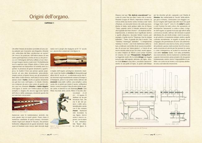 L'arte organaria - Origini dell'organo - capitolo 1