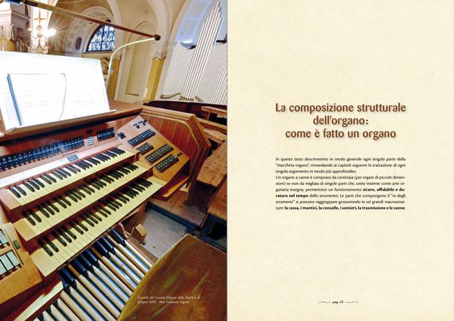 L'arte organaria - La composizione strutturale dell'organo: come è fatto un organo