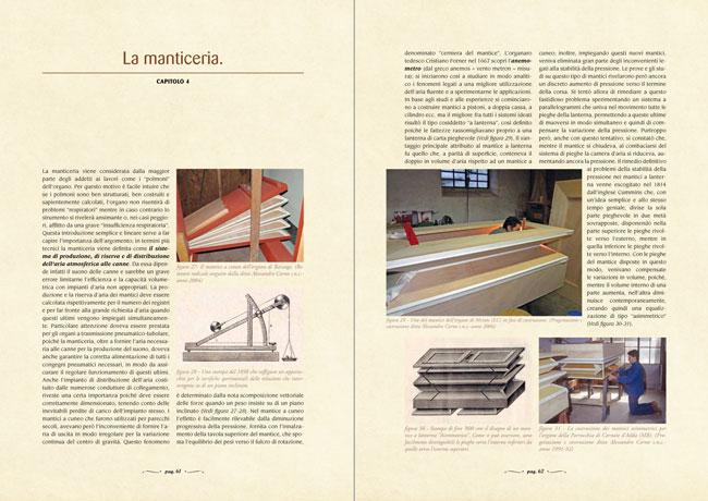 L'arte organaria - La manticeria - capitolo 4