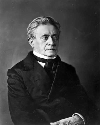 Il fisico americano Joseph Henry (1797-1878)