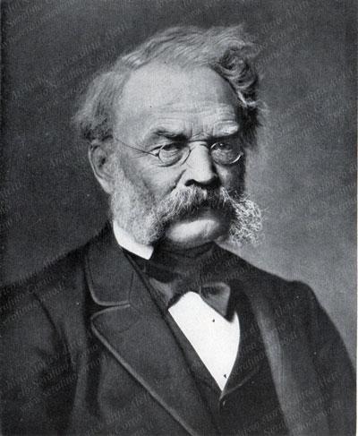 Ernst Werner von Siemens (13-12-1816  –  6-12-1892)